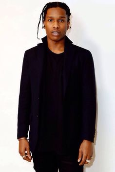 A$VP Rocky. One of VERY few rappers coming up w/ fresh shit