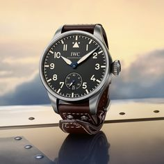 The Biggest of the Big: New IWC Big Pilot's Heritage Watches (Live Pictures)