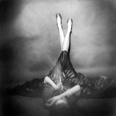 The Well Dressed Leg, Harper´s Bazaar (1948) by Lillian Bassman.