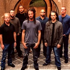 SOJA:  following in Bob Marley & The Wailers footsteps... easily one of the best reggae bands around...