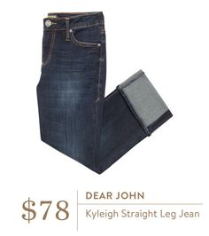 Love my Dear John jeans from the last fix - I could use another pair Stitch Fit, Stitch Fix Fall, Dear John Jeans, Fix Clothing, Lisa, Stitch Fix Outfits, Stitch Fix Stylist, Best Jeans, Personal Stylist