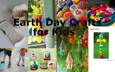 Kids Crafts Summertime For Boys - 8 More Earth Day Crafts for Kids Fall Crafts, Diy Crafts, Recycled Crafts, Holiday Crafts, Diy For Kids, Crafts For Kids, Lantern Crafts, Earth Day Crafts, Thing 1