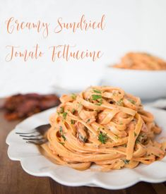 Creamy Sundried Tomato Fettuccine 19 Copycat Recipes For The Cheesecake Factory recipes cheesecake factory 19 Copycat Recipes For The Cheesecake Factory Copycat Recipes, New Recipes, Vegetarian Recipes, Cooking Recipes, Healthy Recipes, Fondue Recipes, Recipies, Favorite Recipes, The Cheesecake Factory