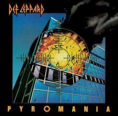 Def Leppard, 'Pyromania'