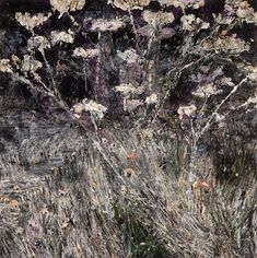 Anselm Kiefer/ Morgenthau Plan, 2012 Acrylic, emulsion, oil and shellac on photograph mounted on canvas 149 x 149 inches x 380 cm) Anselm Kiefer, Contemporary Artists, Modern Art, Contemporary Sculpture, Augustin Lesage, Gagosian Gallery, Vincent Van Gogh, Famous Artists, Abstract Landscape