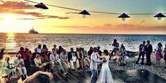 Navy Beach #Weddings in #Montauk NY #theweddingspot