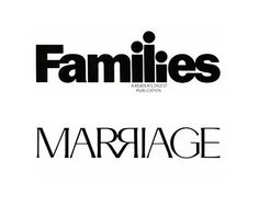 Families & Marriage by Herb Lubalin