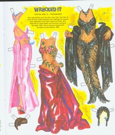Over-exposed looks that wrecked the Red Carpet. Worn by Anne Hathaway, Halle Berry and Cher. Page 7 of 8 Pages.