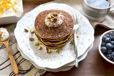 Gluten Free Cannoli Pancakes | KITCHEN TESTED
