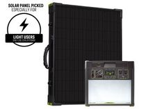 Yeti 3000 Lithium Portable Power Station w/ WiFi Control Ac Power, Solar Power, Solar Generator, Briefcase, Bouldering, Solar Panels, Wifi, Goal, Zero