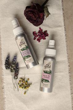 Hidrosoles: refrescantes, regeneradores, tónicos, su aroma relajan.