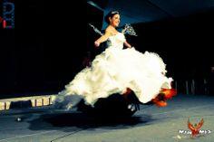 Katniss Everdeen Wedding Dress Trasformation Mockingjay From: Hunger Games Catching Fire   Follow me on FB: https://www.facebook.com/TamiyoCosplay  #Katniss #KatnissEverdin #catchingfire #hungergames #mockingjay #katnissweddingdress #cosplay #コスプレ