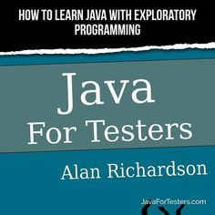 Just released a blog post with associated video explaining Exploratory Programming as a way to practice and learn Java. This is something I recommend in my book Java For Testers and thought I better show it in action.  https://ift.tt/2IB88Sd  You can find the post at JavaForTesters.com as the most recent blog post.  #SoftwareTesting #TestAutomation #LearnToCode