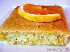 Prajitura cu gris si portocale Cornbread, Ethnic Recipes, Food, Gray, Sweet Treats, Millet Bread, Meals, Corn Bread, Yemek