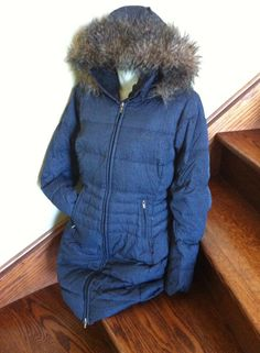 You'll never be cold this #Winter when you wear this women's #Columbia #coat - Get it at #PlatosCloset for ONLY $75! | www.platosclosetbarrie.com