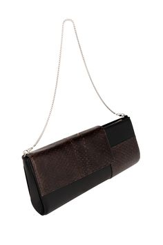 #clutch made of fish leather (perch) | Design by MyGretchen
