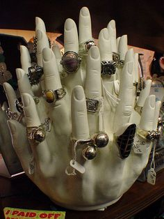 Fingers and Rings