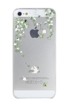 Clear Ivy and Little Bird for iPhone5