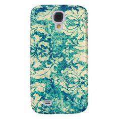 =>>Save on          	Vintage Blue and Green Damask Pern Background Galaxy S4 Cover           	Vintage Blue and Green Damask Pern Background Galaxy S4 Cover We have the best promotion for you and if you are interested in the related item or need more information reviews from the x customer who ar...Cleck Hot Deals >>> http://www.zazzle.com/vintage_blue_and_green_damask_pern_background_case-179301550984033133?rf=238627982471231924&zbar=1&tc=terrest