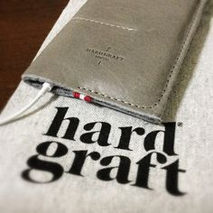 instagram photo by @ray246 Finally!! iPhone 6 wild case from @hardgraft  #hardgraft #iphone6 #iphone6case #leather