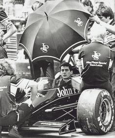 Ayrton Senna /  21 de março de 1960 - 1º de Maio de 1994.