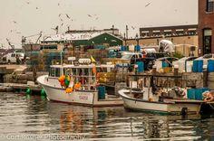 fishing pier, Portland, Maine