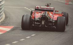 Formula 1 - Ferrari - GP Monaco Montecarlo 2014 - daniphotodesign.com