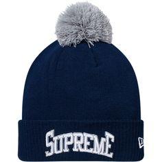 New Era Arc Beanie #supreme #winterwear