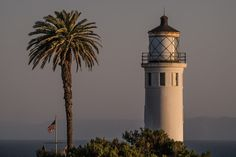 Point Vicente Lighthouse - Rancho Palos Verdes California Photography by Nick Laborde