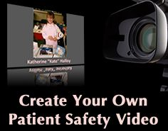 Create your own personalized patient safety video from The Empowered Patient Coalition - it's free!
