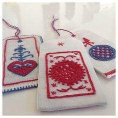 Embroidery: Hallandssöm #hallandssöm