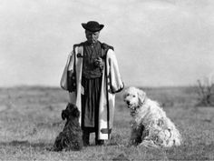 Hungarian Pásztor and his Dogs: Puli Dog Lover Gifts, Dog Lovers, Hungarian Dog, Komondor, Draw On Photos, Folk Dance, The Shepherd, Folk Music, White Dogs