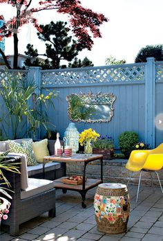 Eclectic style redefines the decorating rule-book, it allows for the mixing and matching of ideas, styles, tastes, and sources. Checkout 30 best eclectic outdoor design ideas