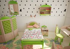 Humpty Dumpty Room Decoration. Interior designed by FajnoDesign.by