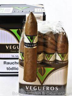 Vegueros Zigarren Mananitas