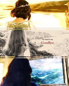 Lucy was always my favorite. <3  Think I'm going to cry....or have a Narnia marathon