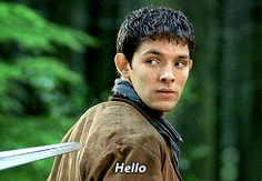 """Hello (gif) Is it allowed for someone to go from """"umm"""" to """"subtly adorable"""" that quickly?"""