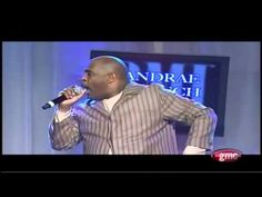 Marvin Winans & Karen Clark-Sheard - Jesus Is Lord (Tribute to Andrae Crouch) - YouTube