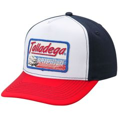 NASCAR Classics Talladega Superspeedway This Is Talladega Adjustable Hat - White