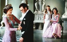 Queen Silvia and Prince Daniel / Queen Silvia and Vivien Sommerlath - 2010 Princess Victoria Of Sweden, Princess Estelle, Crown Princess Victoria, Royal Brides, Royal Weddings, Queen Of Sweden, The Swede, Prince Daniel, Royal Tiaras
