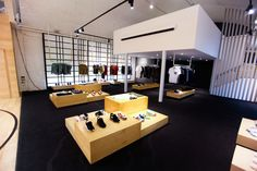 Nike stadium london 7; Retail Space