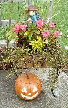 C. Imgrund ad art pumpkin creation