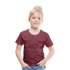 Geschenke Shop | Cat not today 002 - Kinder Premium T-Shirt T Shirt Designs, Parfait, Shirt Diy, Unisex, Relax, T Shirts For Women, Fashion, Funny Design, Scuba Diving
