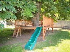 backyard playground ideas pinterest - Google-Suche