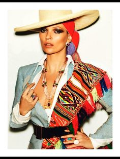 Kate Moss by Mari o Testino | Vogue Paris April 2013