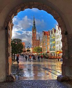 Gdansk, Poland. Email at info@rubicon3.co.uk. Rubicon 3 - SAIL . TRAIN . EXPLORE: Adventure Sailing www.rubicon3.co.uk
