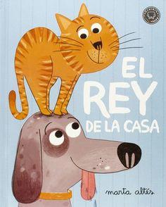 La vida de un gato no siempre es fácil... Un día eres el rey de la casa y de repente, todo cambia. ¡El libro más divertido y gamberro del año!
