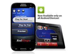#poker RedKings Android Poker App