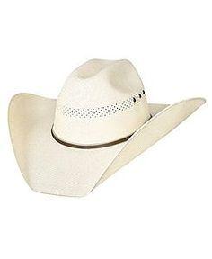 6361a00ad02 Justin Moore Bait A Hook 50X Cowboy Hat