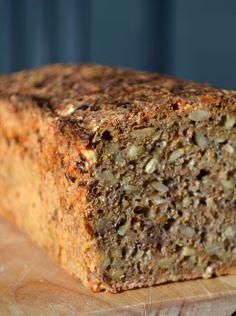 Danish rye bread / Dansk rugbrød
